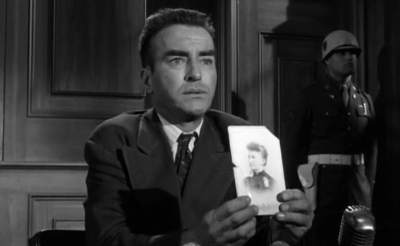 Montgomery Clift, Judgment at Nuremberg